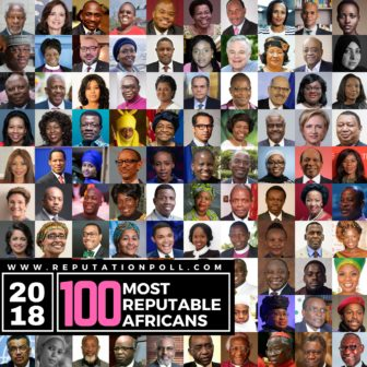 Nigerians top list of 100 Most Reputable Africans