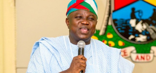 Pressure groups prevail as Ambode slashes the land use charge