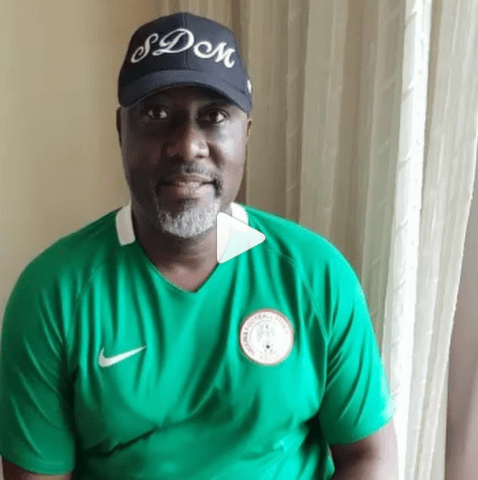 Yahaya Bello will be imprisoned after his tenure - Dino Melaye sings again! (Video)