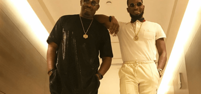 D'Banj, Don Jazzy announce Mo'hits reunion tour