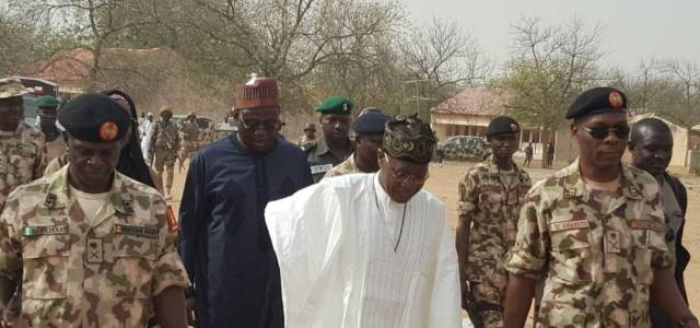 Dapchi update: Total of 106 persons released by Boko Haram