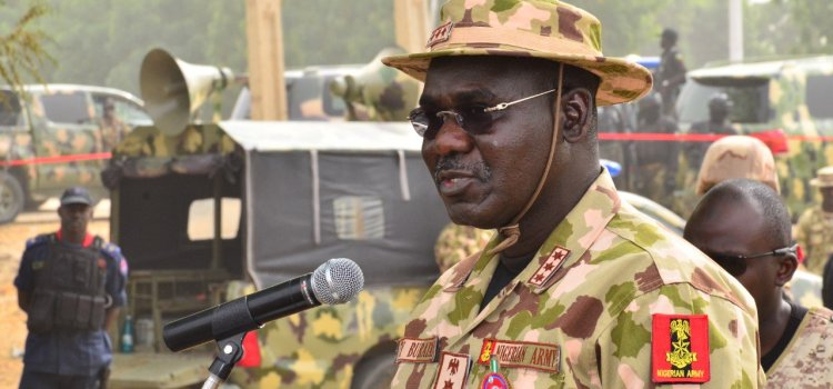 How Sambisa forest fell–Buratai