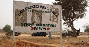 Presidency confirms the release of Dapchi girls