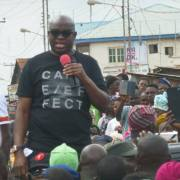 Fayose accuses govt of indirect treasury looting in the fight against Boko Haram
