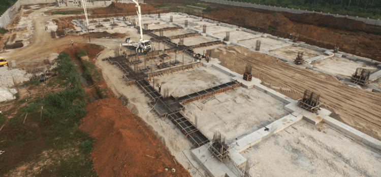 Construction of St Gabriel Refinery, Akwa Ibom nears completion(photos)