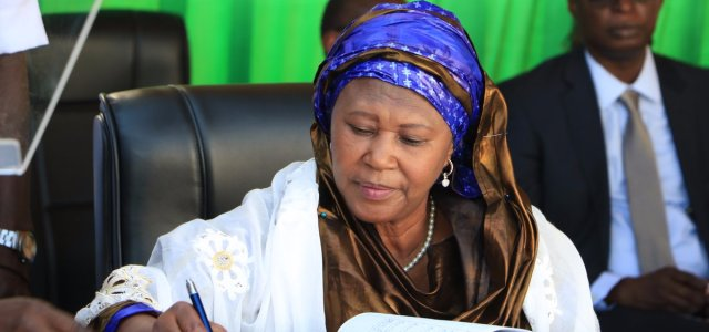 Gambia will collapse without Nigerians: Vice President