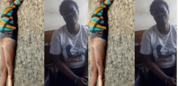 Lady kills her friend after she informed her boyfriend that she is a prostitute