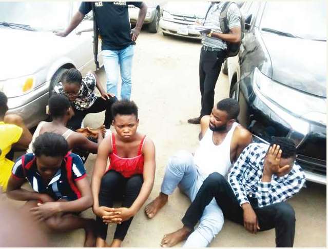 Lagos prostitute reveals she earns N300, 000 average a month