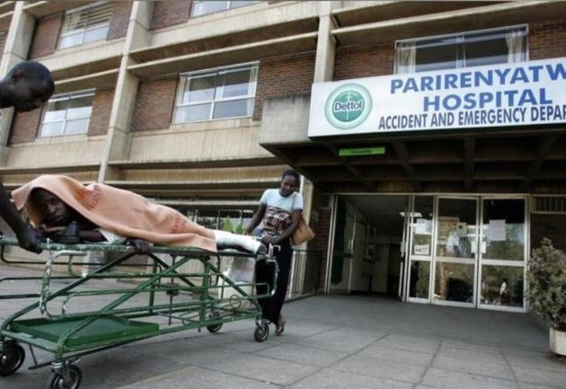 Govt Sacks Nurses for embarking on strike