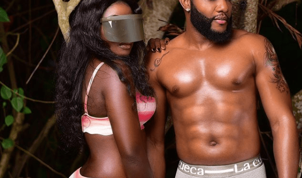 Singer KCee set to launch underwear line, shares semi-nude photos