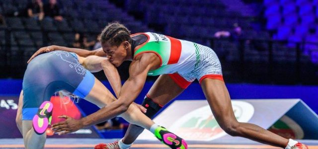 Team Nigeria wrestlers strike gold at Commonwealth Games