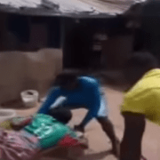 Outrage in Ghana after video of three men beating a girl goes viral