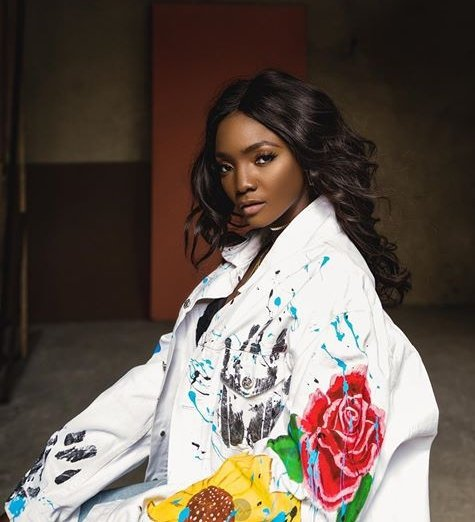 Simi celebrates birthday with lovely pictures, releases new music video (watch)
