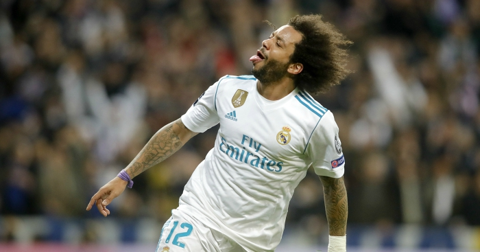 Salah should be concerned about facing 'Mr Champions League' Marcelo