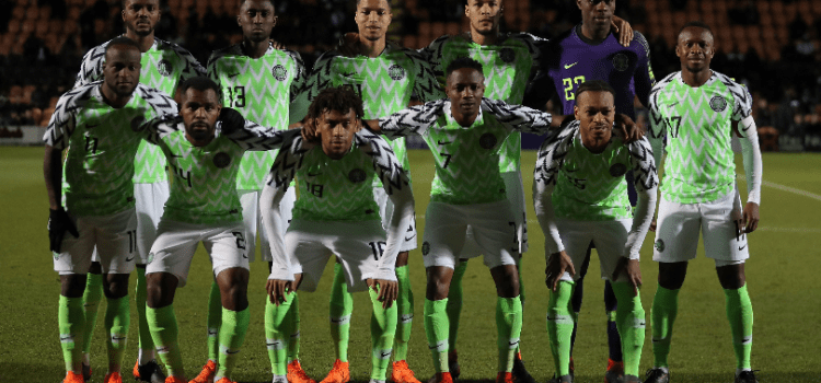 Russia 2018: Buhari tells Eagles to bring home the World Cup trophy
