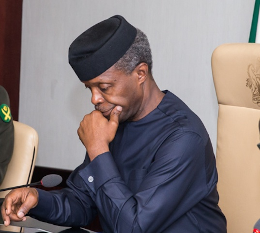 Reno Omokri writes an open letter to VP Osinbajo over threatened position