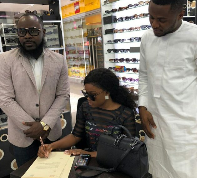 CeeC becomes house of lunnettes ambasssador