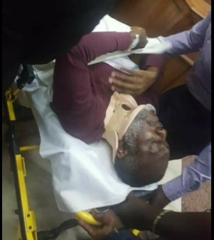 Drama as Metuh collapses in court