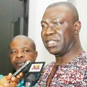 Russia 2018: Don't give up on Super Eagles, Ekweremadu begs Nigerians