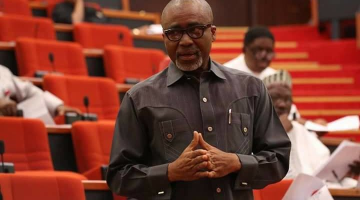 Senator Abaribe arrested at his Barber's shop
