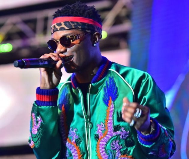 Wizkid debunks rumours that he would perform at the World Cup