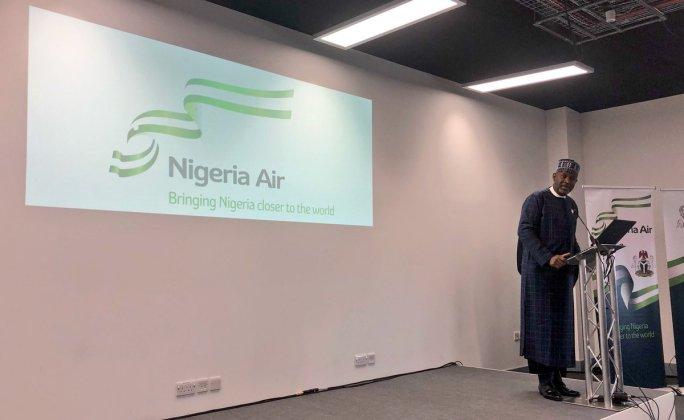 FG unveils National Carrier as 'Nigeria Air'