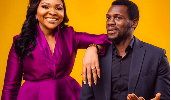 Olu Jacobs and Joke Silva's son, set to wed (photos, details)