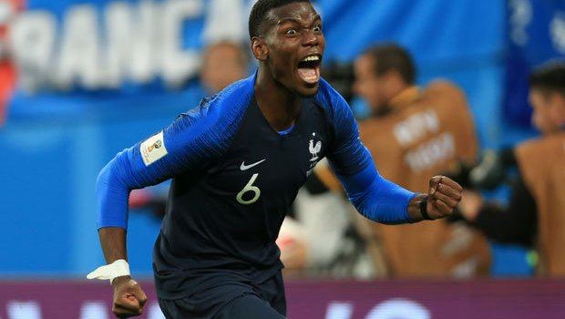 World Cup: Pogba dedicates France semi final win to rescued Thai boys