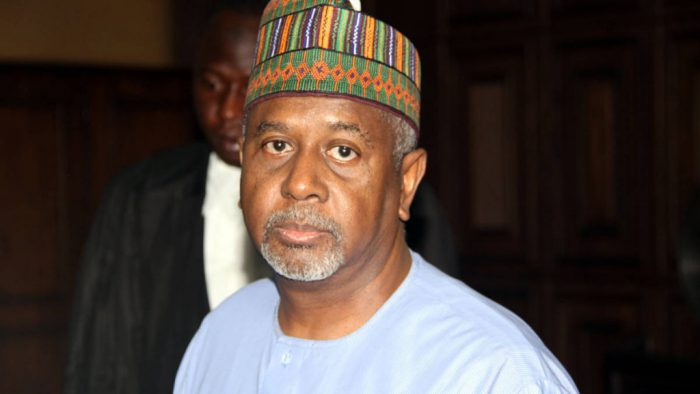Breaking news: Dasuki to be released today