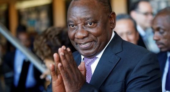 South Africa's President condemns the killing of Nigerians