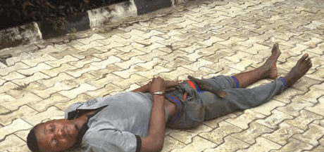 Kidnapper who took tramadol still sleeping 6 days after arrest –Police