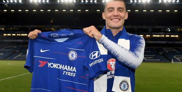 Chelsea completes the signing of Kovacic from Real Madrid