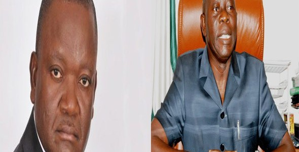 Ortom demands public apology from Oshiomhole, threatens legal action