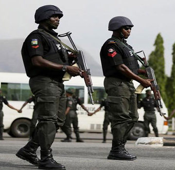 Four Nigerian police officers killed in ambush by armed persons