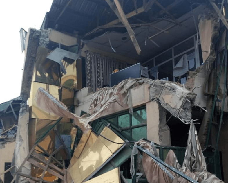 Yinka Ayefele's Ibadan studio finally demolished