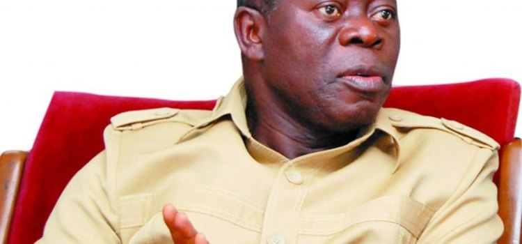 """Good leadership is not determined by age"" – Adams Oshiomole advises Nigerian youths"
