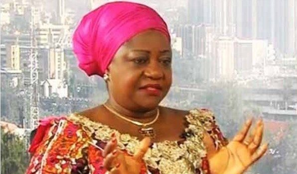 Lauretta Onochie apologizes after posting fake news