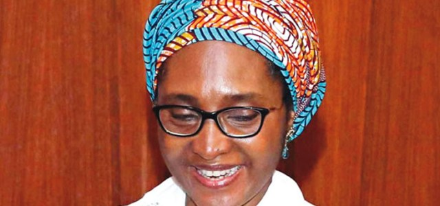 Buhari names NEITI Boss, Zainab Ahmed as Adeosun's successor