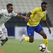 Ahmed Musa scores first hat trick for Al-Nassr