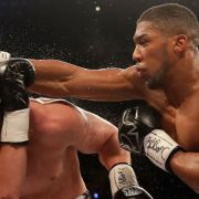 Anthony Joshua considers a Rumble in the Jungle fight with Wilder in Nigeria