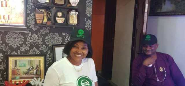 Actress Mercy Aigbe bags endorsement deal with naija taxi services