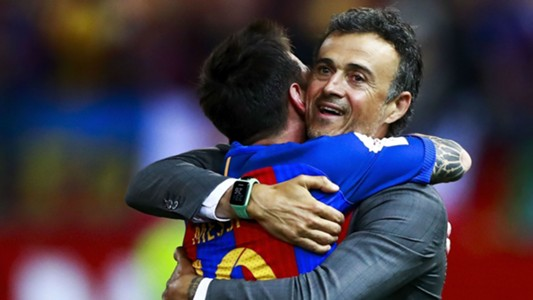 Messi is the best player in the world: Luis Enrique