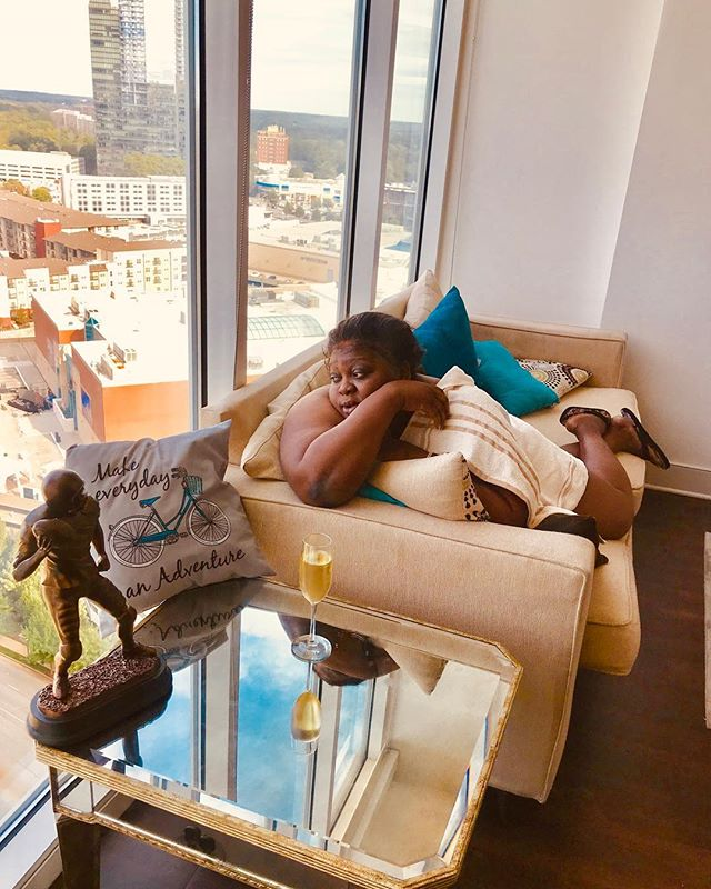Actress Eniola Badmus shares semi-nude vacation pictures