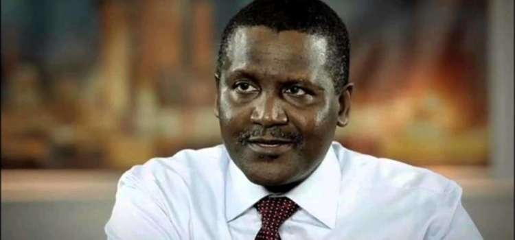 We can feed the entire West African region: Dangote