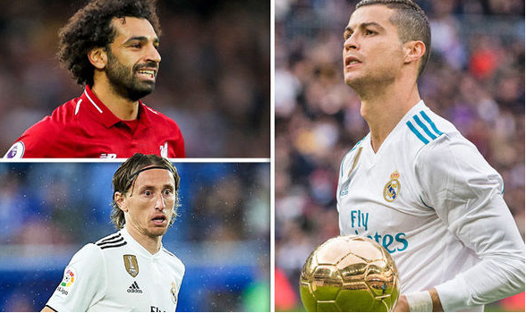 Ballon d'Or 2018 nominees announced