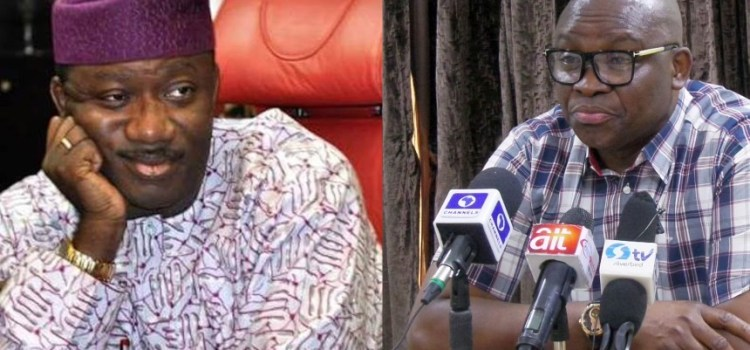 I will not attend Fayemi's inauguration – Fayose