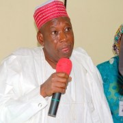 New video of Kano Governor, Ganduje receiving 'bribe' has surfaced