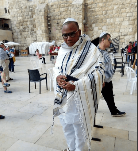 Nnamdi Kau is not in our country: Israeli government