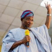I have no Bank account – Aregbesola