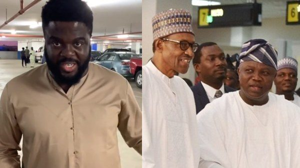 Airport outburst: Aremu Afolayan apologises to Buhari, Ambode, others